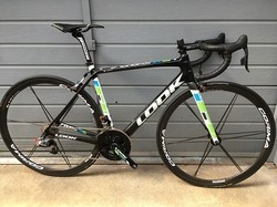 785 Huez RS Fortuneo replica sramred e tap cycles carvalho auxerre