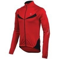 Maillot manches longues polaire pearl izumi couleur rouge